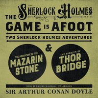 Game Is Afoot - Sir Arthur Conan Doyle - audiobook