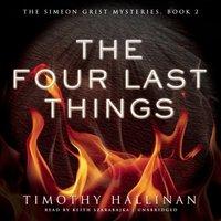 Four Last Things - Timothy Hallinan - audiobook