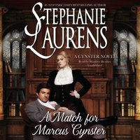Match for Marcus Cynster - Stephanie Laurens - audiobook