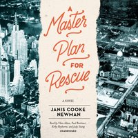 Master Plan for Rescue - Janis Cooke Newman - audiobook