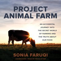 Project Animal Farm - Sonia Faruqi - audiobook