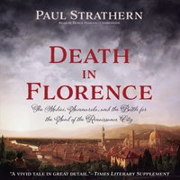 Death in Florence - Paul Strathern - audiobook
