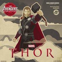 Marvel's Avengers Phase One: Thor - Marvel Press - audiobook