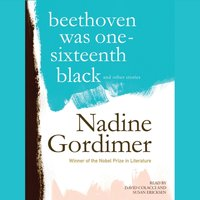 Beethoven Was One-Sixteenth Black, and Other Stories - Nadine Gordimer - audiobook