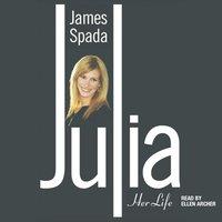 Julia - James Spada - audiobook