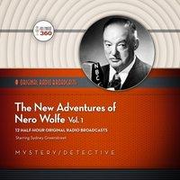 New Adventures of Nero Wolfe, Vol. 1 - Opracowanie zbiorowe - audiobook