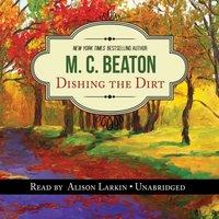 Dishing the Dirt - M. C. Beaton - audiobook