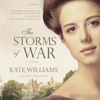 Storms of War - Kate Williams - audiobook
