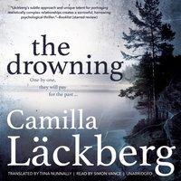 Drowning - Camilla Lackberg - audiobook