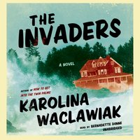 Invaders - Karolina Waclawiak - audiobook