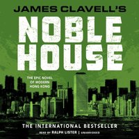 Noble House - James Clavell - audiobook