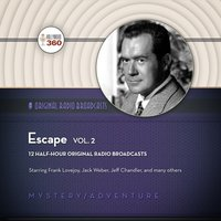 Escape, Vol. 2 - Hollywood 360 - audiobook