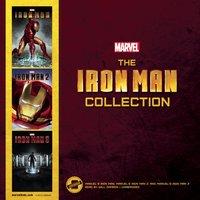 Iron Man Collection - Marvel Press - audiobook