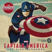 Marvel's Avengers Phase One: Captain America: The First Avenger - Marvel Press - audiobook