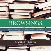 Browsings - Michael Dirda - audiobook