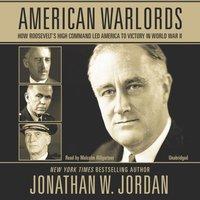 American Warlords - Jonathan W. Jordan - audiobook