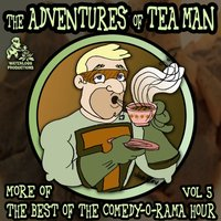 Adventures of Tea Man - Joe Bevilacqua - audiobook