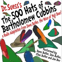 500 Hats of Bartholomew Cubbins - Dr. Seuss - audiobook