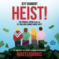 Heist - Jeff Diamant - audiobook