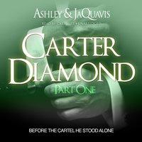 Carter Diamond - Ashley JaQuavis - audiobook
