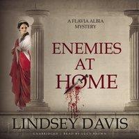Enemies at Home - Lindsey Davis - audiobook