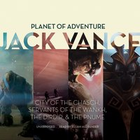Planet of Adventure - Jack Vance - audiobook