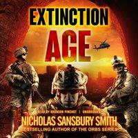 Extinction Age - Nicholas Sansbury Smith - audiobook