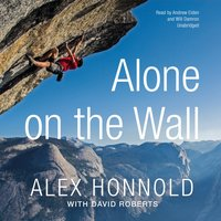 Alone on the Wall - Alex Honnold - audiobook