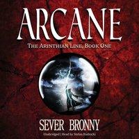 Arcane - Sever Bronny - audiobook