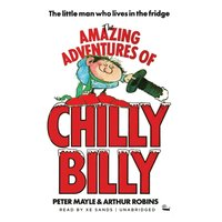 Amazing Adventures of Chilly Billy - Peter Mayle - audiobook