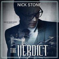 Verdict - Nick Stone - audiobook