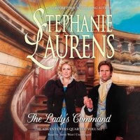 Lady's Command - Stephanie Laurens - audiobook