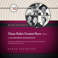 Classic Radio's Greatest Shows, Vol. 2