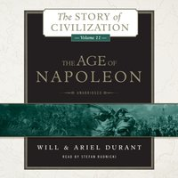 Age of Napoleon - Will Durant - audiobook