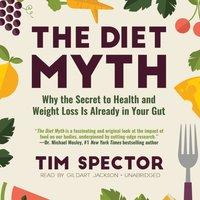 Diet Myth - Tim Spector - audiobook