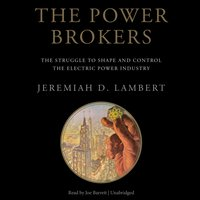 Power Brokers - Jeremiah D. Lambert - audiobook