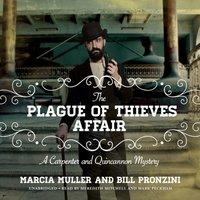 Plague of Thieves Affair - Marcia Muller - audiobook