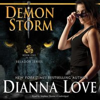 Demon Storm - Dianna Love - audiobook