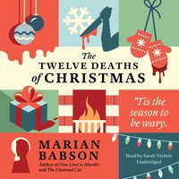 Twelve Deaths of Christmas - Marian Babson - audiobook