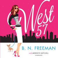West 57 - B. N. Freeman - audiobook