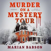 Murder on a Mystery Tour - Marian Babson - audiobook