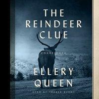 Reindeer Clue - Ellery Queen - audiobook