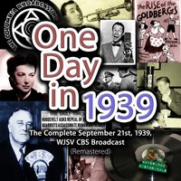 One Day in 1939 - Arthur Godfrey - audiobook