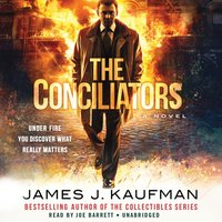 Conciliators - James J. Kaufman - audiobook