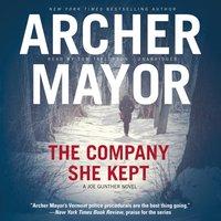 Company She Kept - Archer Mayor - audiobook