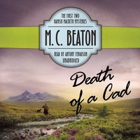 Death of a Cad - M. C. Beaton - audiobook