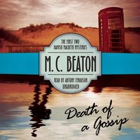 Death of a Gossip - M. C. Beaton - audiobook