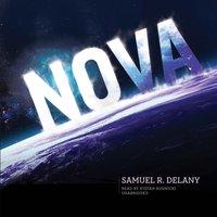 Nova - Samuel R. Delany - audiobook