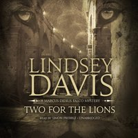 Two for the Lions - Lindsey Davis - audiobook