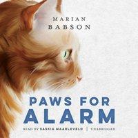 Paws for Alarm - Opracowanie zbiorowe - audiobook